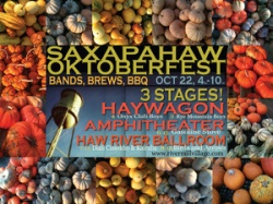Saxapahaw Oktoberfest 2011